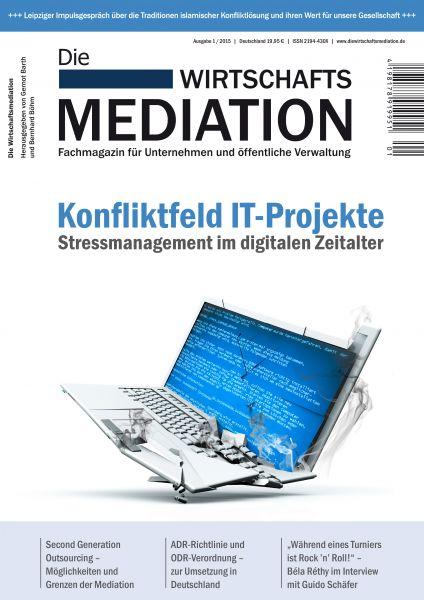 Konfliktfeld IT-Projekte – Stressmanagement im digitalen Zeitalter