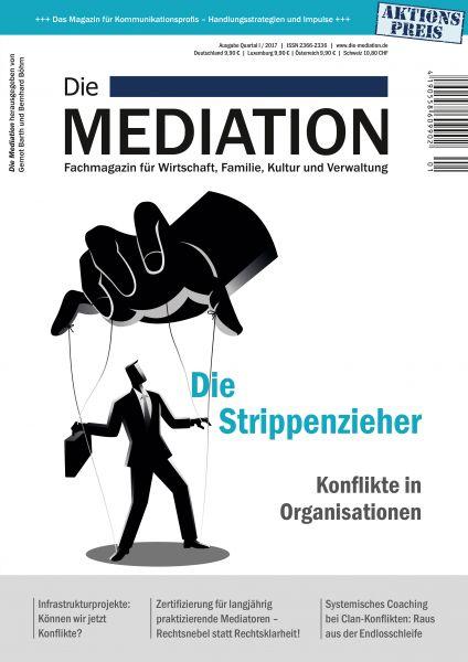Die Strippenzieher – Konflikte in Organisationen