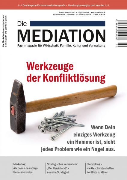 Werkzeuge der Konfliktlösung